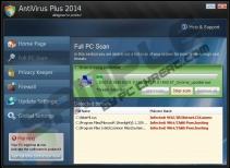 Antivirus Plus 2014
