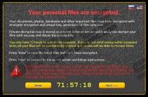 Crypto Ransomware