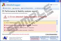 Ultra Defragger