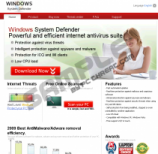Windows System Defender