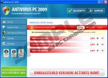 Antivirus PC 2009